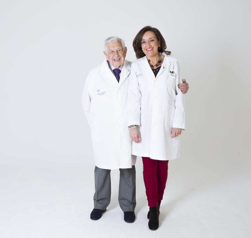 Doctor y Doctora Castillo